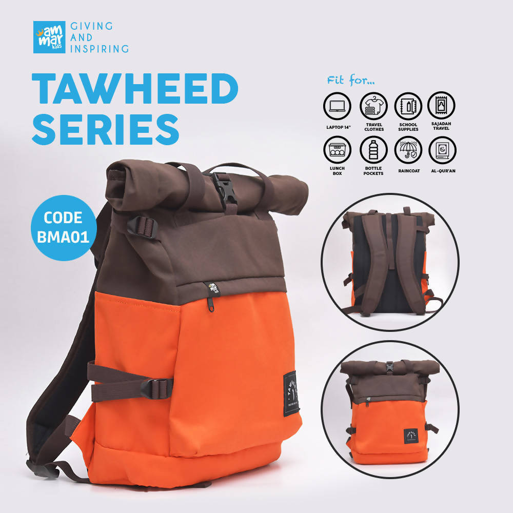 Backpack Tawheed Ammarkids