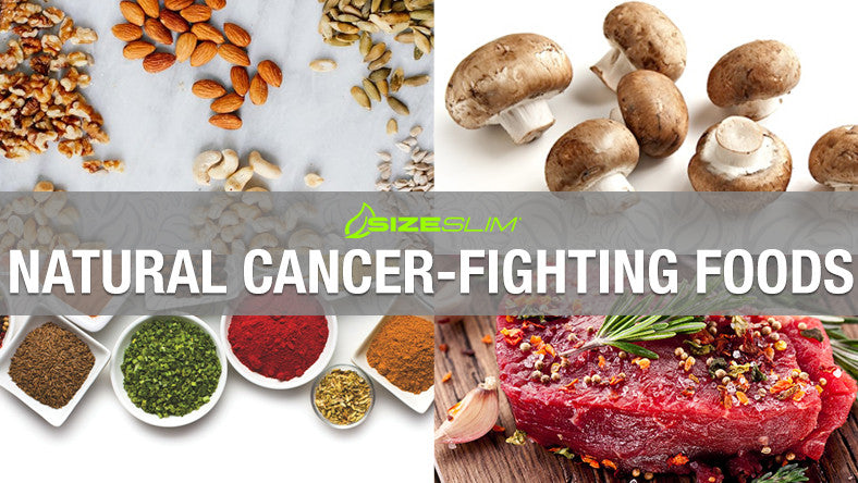Natural Cancer Fighting Foods