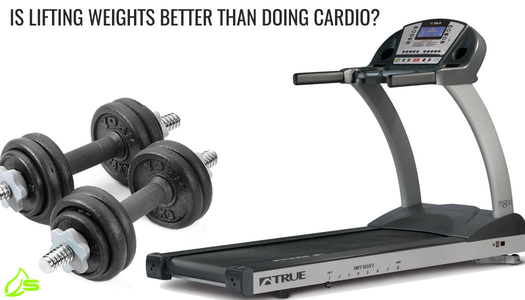 Is Lifting Weights Better Than Doing Cardio?