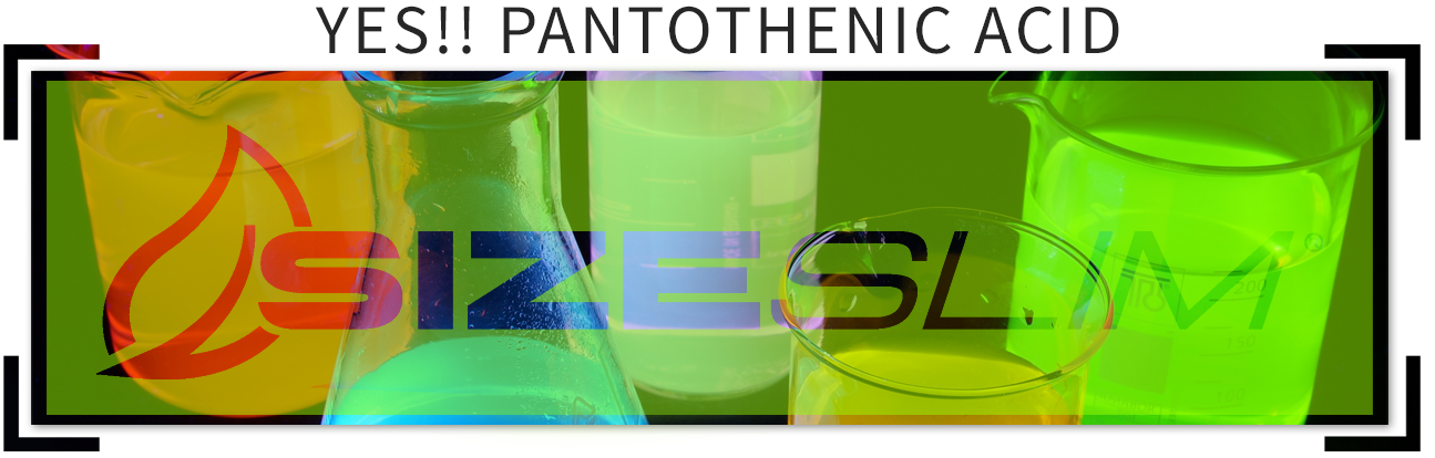 3 Reasons why you need Pantothenic Acid