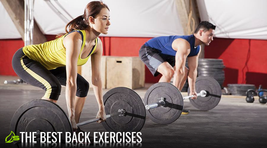 The Best Back Exercises