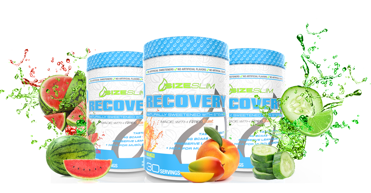 muscle recovery drink mix bcaa stevia