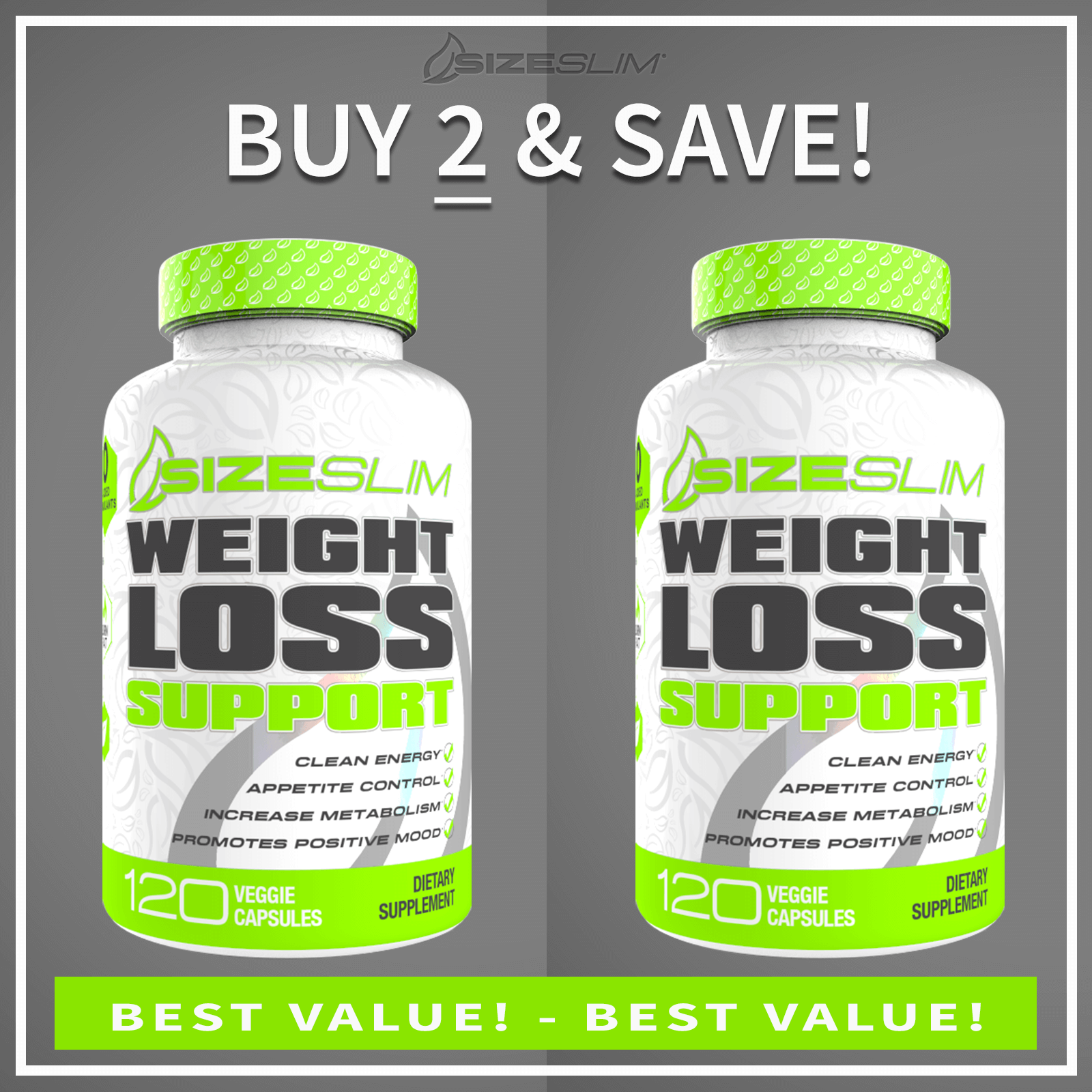 lose weight with support and natural slim botanical herbs