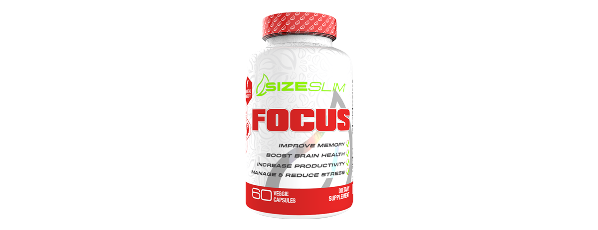 focus bottle for memory boosting alertness