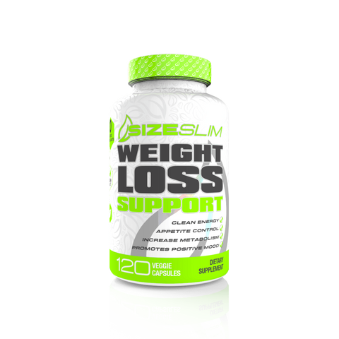 Weight loss support in a bottle. Help suppress appetite and increase your metabolism.