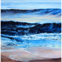 Load image into Gallery viewer, North Sea Blues - Giclee Print