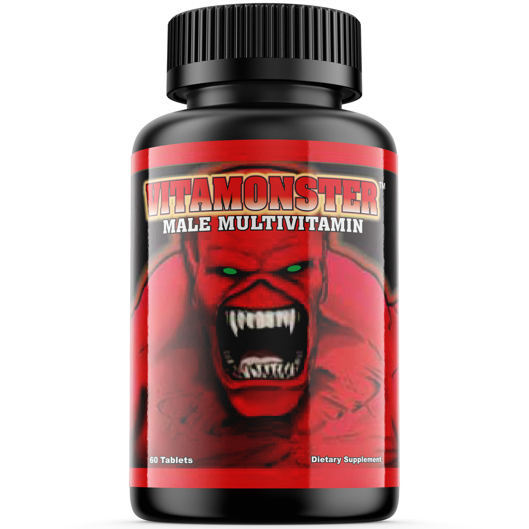 Vitamonster Male Multivitamin