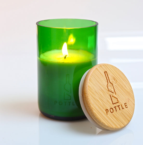 Pottle Candle