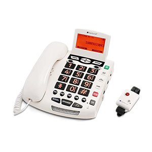 ClearSounds® CSC600ER UltraClear™ Amplifying Emergency Connect Speakerphone