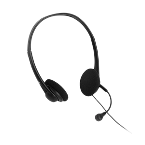 ClearSounds® HD500 Binaural Hands Free Headset
