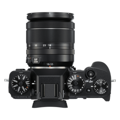X-T3 18-55mm Kit (black)