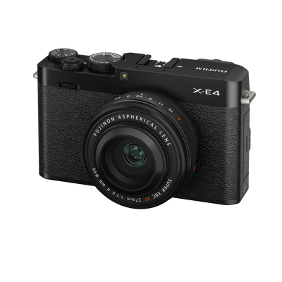 X-E4 27mm kit (black)