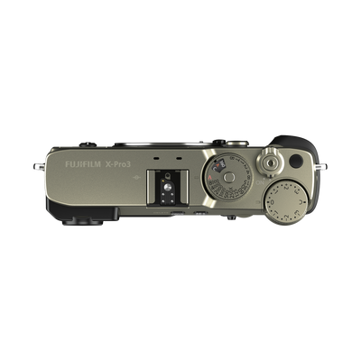 X-Pro3 Body DURATECT (silver)