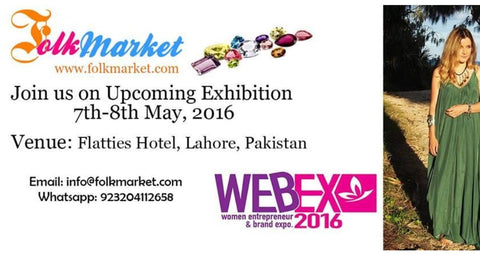 Exhibitions of Jewelry in Pakistan