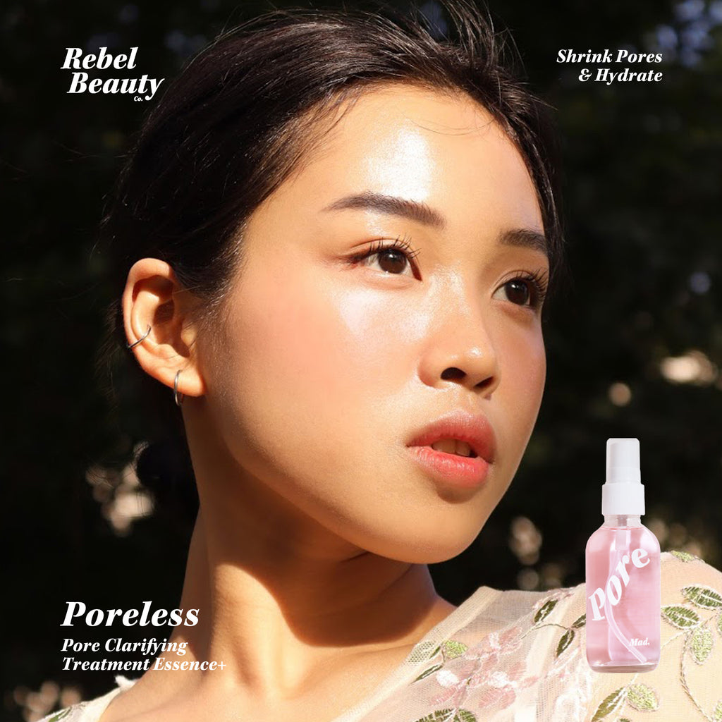 3 in 1 Poreless Treatment Essence - Our Rebel Beauty