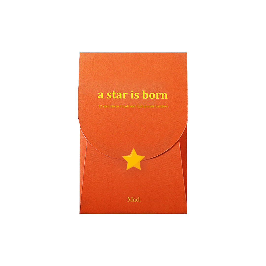 Star Hydrocolloid Pimple Patch - Our Rebel Beauty