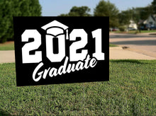 Load image into Gallery viewer, Graduation Lawnsigns