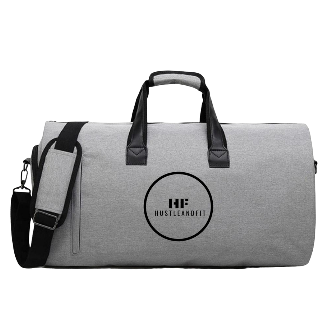 The Hustleandfit Designer Multipurpose Duffle Bag