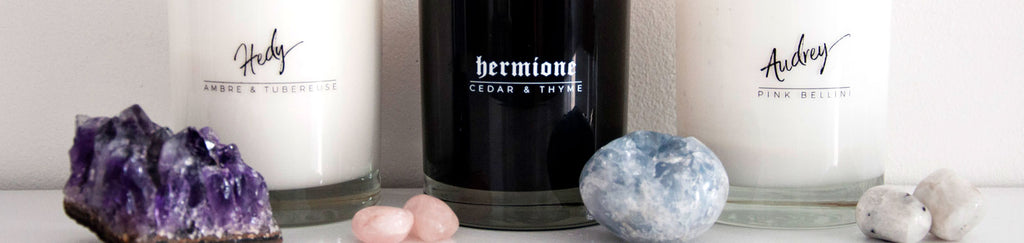 Candles & Crystals 101: Bringing The Magic Home