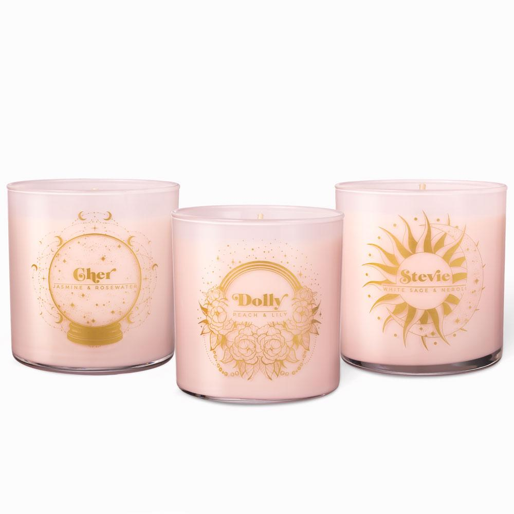 Classic Candles - 70s Icons