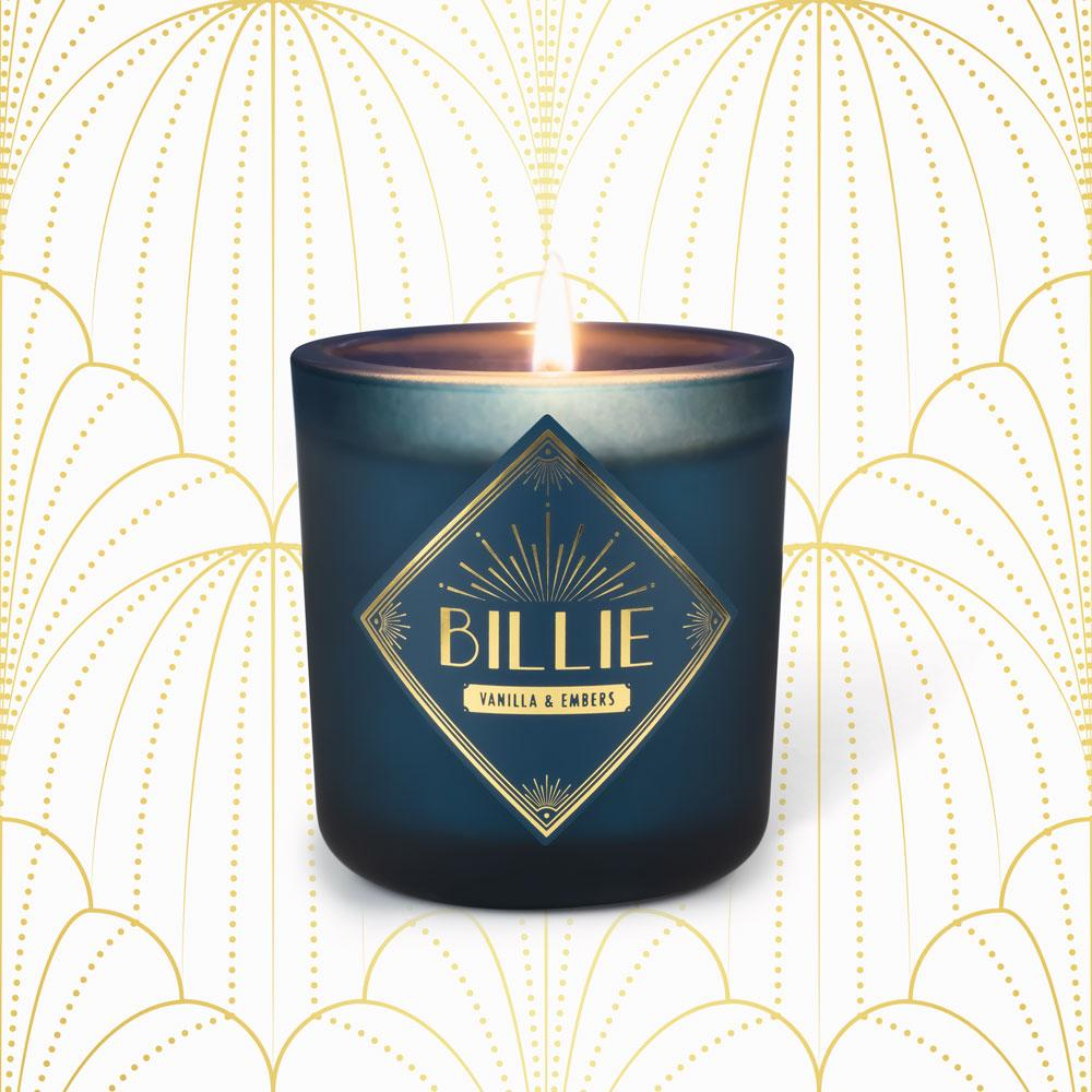 Votive Candles - Billie • Vanilla & Embers
