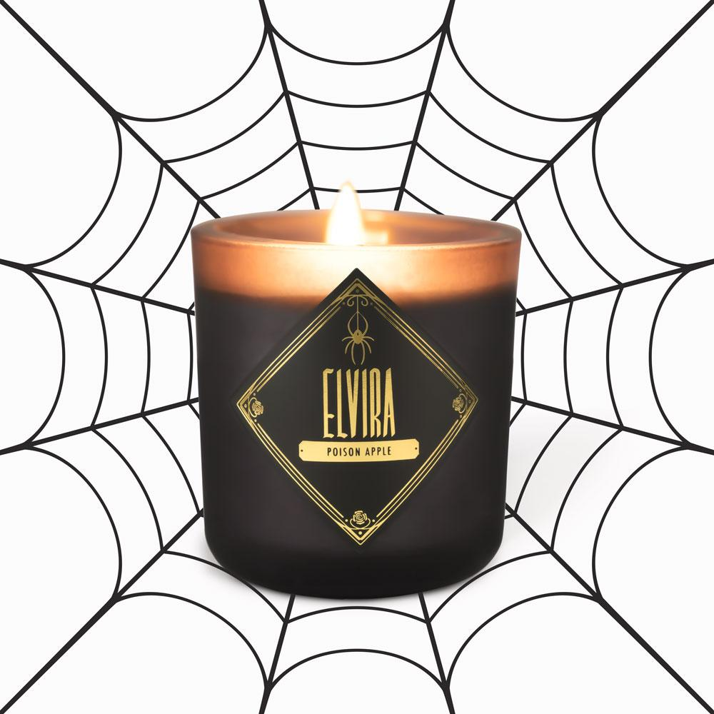 Votive Candles - Elvira • Poison Apple