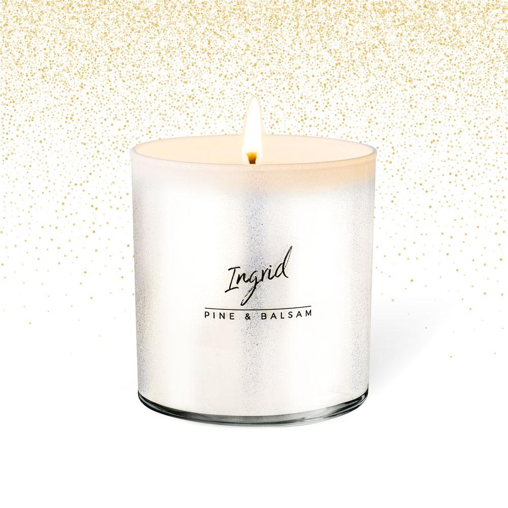 Classic Candles - Ingrid · Pine & Balsam