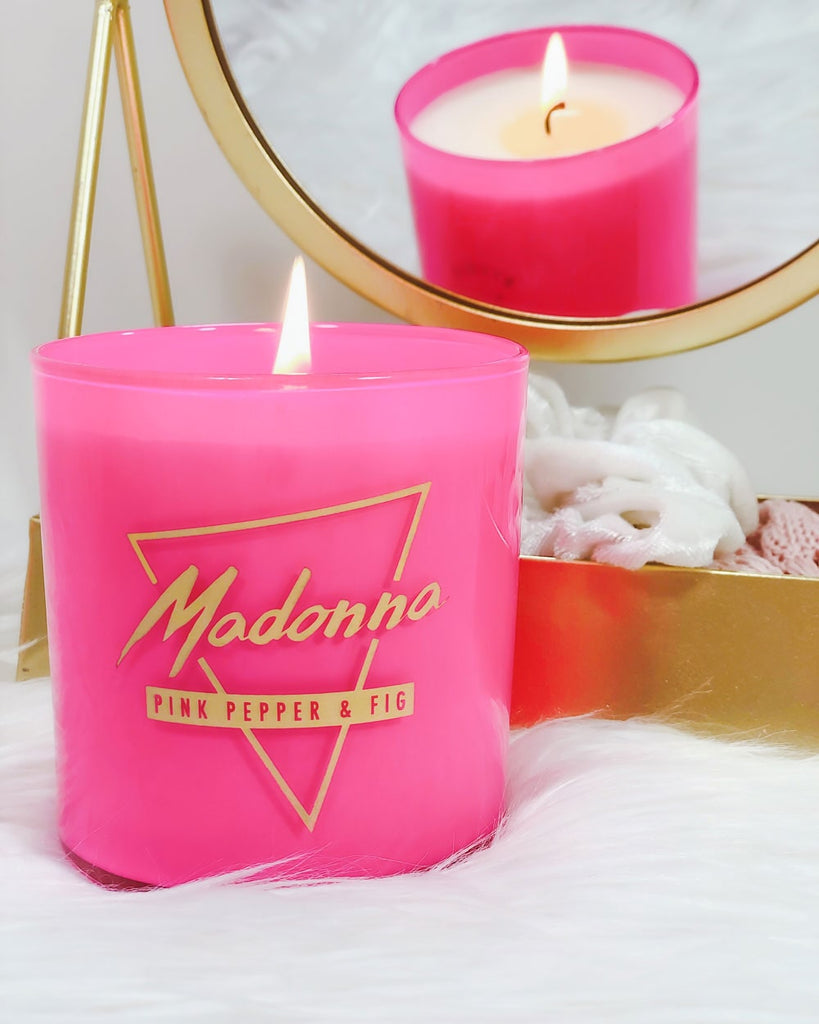Madonna • Pink Pepper & Fig