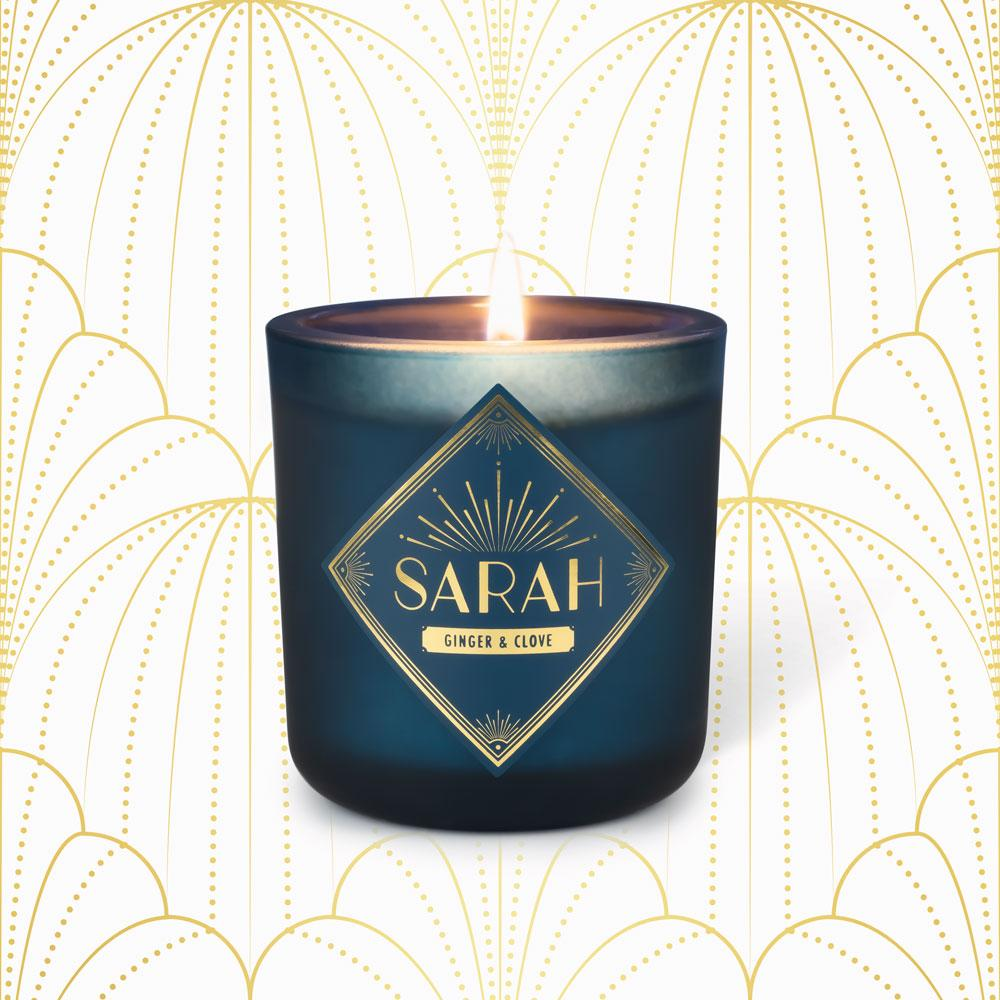 Votive Candles - Sarah • Ginger & Clove