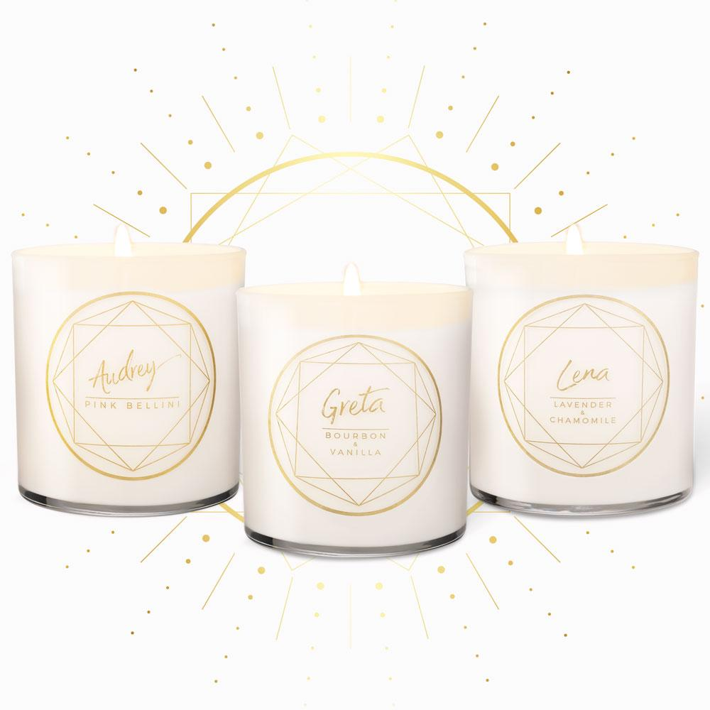 Classic Candles - The Starlets