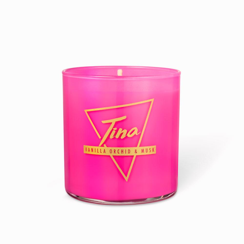 Classic Candles - Tina • Vanilla Orchid & Musk