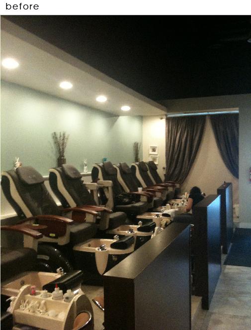 NBS mani station before