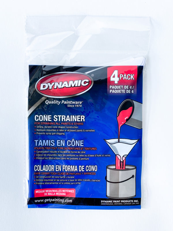 Dynamic Cone Strainer