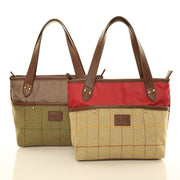 Ladies Day Tweed Bag