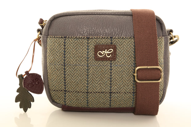 Ladies Day Pouch Tweed