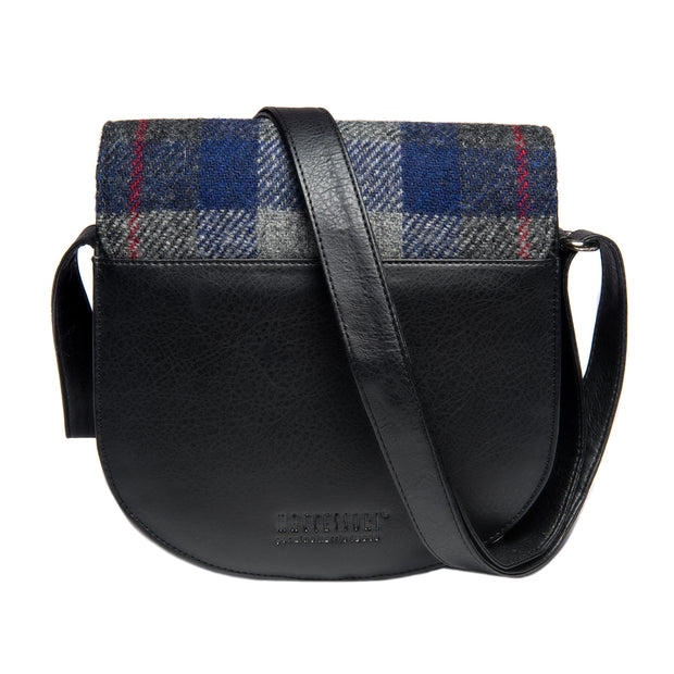 Harris Tweed Small Cross Mail bag