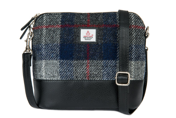 Harris Tweed Square Sholder bag