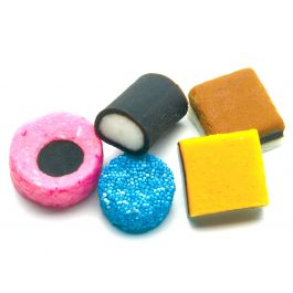 Liquorice All-Sorts - 100g