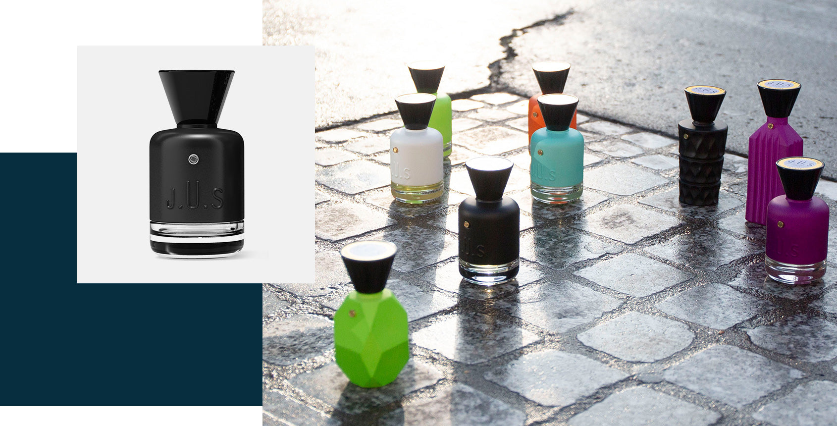 Spotlight on J.U.S Sexycrush: an expert guide to spritzing upcycled perfume