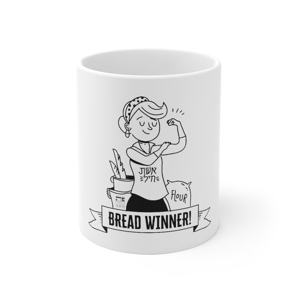 Bread Winner Mug