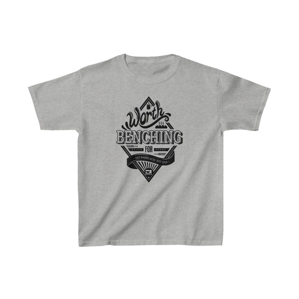 Kids Worth Benching For T-Shirt