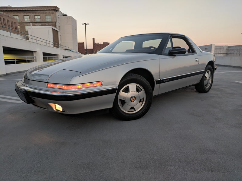 SOLD - 1989 Buick Reatta Coupe $10,500