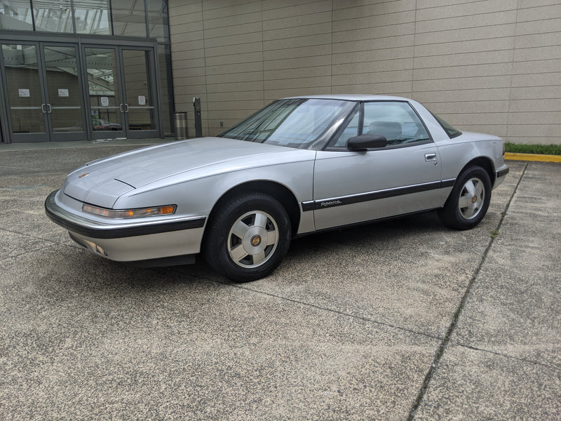 SOLD - 1990 Buick Reatta Coupe $4995