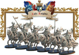 Calix Knights Lost Kingdom Reino de Mercia  (the 9th age, AOS, warhammer, Bretonia, King of War) - TODO ROL SPAIN