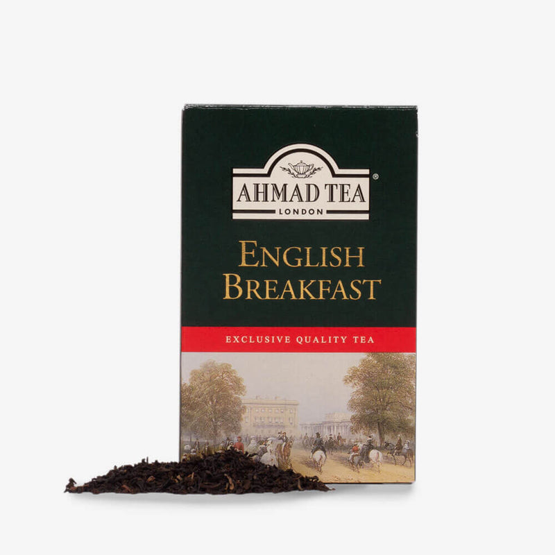 100g Loose Tea Packet - Box and loose tea