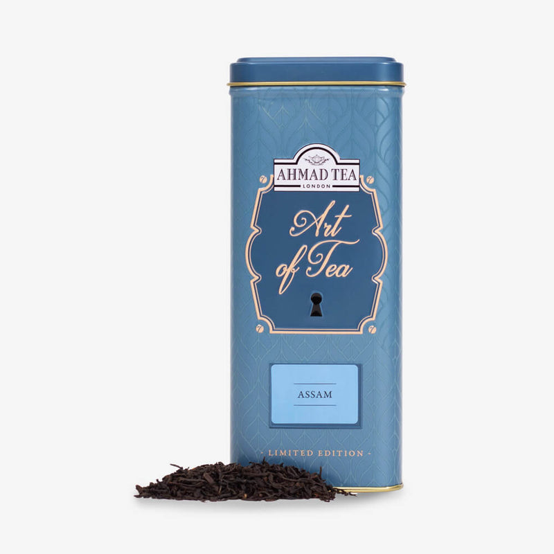 100g Loose Tea Caddy from Art of Tea Collection - Caddy and loose tea