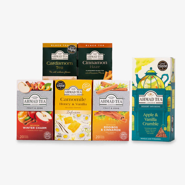 Winter Comforts Tea Bundle - 115 Teabags