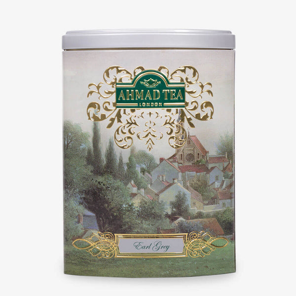 Earl Grey Black Tea - 100g Loose Tea Caddy from Fine Tea Collection