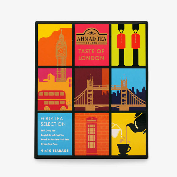 Taste of London Collection - Front of box