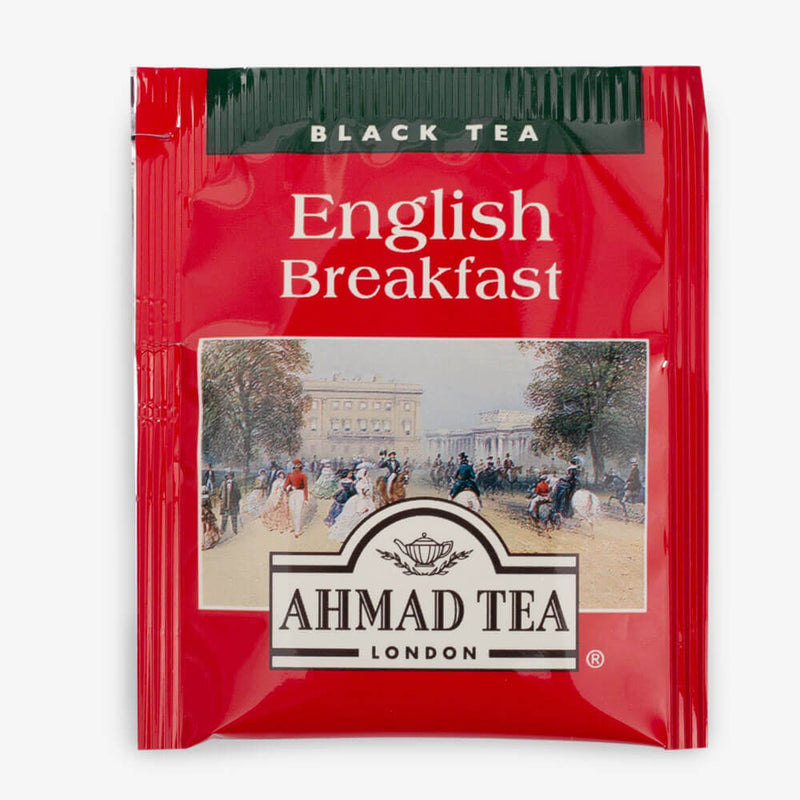 Tea Chest Four Caddy - English Breakfast envelope